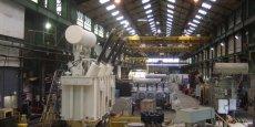 L'usine de TSV à Vénissieux a bénéficié de cinq programmes.