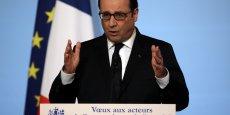 Pour le président de la République, les partenaires sociaux doivent s'inspirer de la réactions des Français qui ont fait preuve d'union nationale.