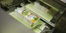 Nutrition & Santé commercialise notamment les produits Soy à base de soja