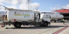 La ligne Lab'line utilise 10% de bio-carburant sur la ligne Toulouse-Paris.