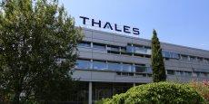 Thales n'a engrangé que sept contrats de plus de 100 millions d'euros au cours des neuf premiers mois de 2014.