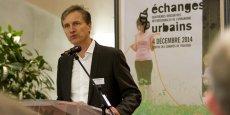 Christophe Sonnendrücker, le président de l'association des professionnels de l'urbanisme de Midi-Pyrénées.