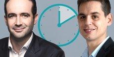 Jean-Marc Prunet (Myfox) et Luc Wathelet (Wattlet) auront dix minutes chrono pour présenter leurs entreprises et leurs visions de la smart city