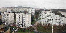 Le quartier Empalot à Toulouse fait partie des 16 quartiers prioritaires de la Métropole