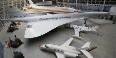 Le musée Aéroscopia sera inauguré le 14 janvier.