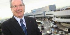 Figure du transport aérien français, Jean-Michel Vernhes est président du du directoire de l'aéroport Toulouse-Blagnac depuis la création de la société aéroportuaire, en 2007.