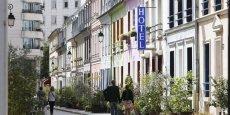 La fréquentation des hôtels non classés baisse de 14,1% en glissement annuel.