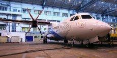 ATR est le n°1 mondial des avions régionaux à turbopropulseurs. Crédit Rémi Benoit