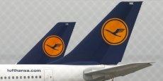 Lufthansa a su dégager des profits malgré les grèves et le coût de ses options de ses couvertures pétrolières.
