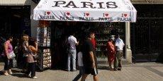 La Maire de Paris prévoit de poser une question prioritaire de constitutionnalité à propos de l'ouverture dominicale des magasins.