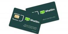 La carte WhatSim fonctionne en utilisant les réseaux mobiles de plus de 150 opérateurs dans le monde.