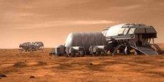 Après la Station spatiale internationale, l'envoi d'une mission habitée sur Mars pourrait devenir le prochain grand programme spatial d'envergure internationale.