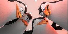 Le magazine spécialisé Variety souligne que les recettes du dessin animé Les pingouins de Madagascar sorti l'an dernier ont été en deçà des attentes.