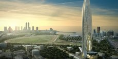 La Pertamina Tower, en construction à Jakarta, a été conçue pour produire autant d'énergie qu'elle en consommera, à l'horizon 2020.