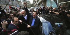 «Notre priorité, a t-il dit encore devant la foule rassemblée, sera que la Grèce retrouve sa dignité. Nous sommes un échantillon d'espoir pour l'Europe.» a déclaré Alexis Tsipras, Syriza.