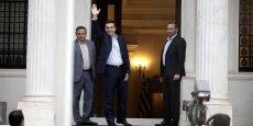 Alexis Tsipras est devenu premier ministre grâce à une alliance avec la droite eurosceptique.