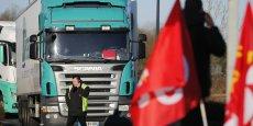 Les routiers n'envisagent pas d'opérations de blocage mais visent des opérations plus politiques.