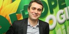 Guillaume Cros, président du groupe EE-LV au Conseil régional de Midi-Pyrénées