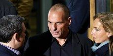 Yanis Varoufakis, ministre grec des Finances, doit se rendre à Paris samedi.