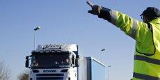 L'intersyndicale (CGT, FO, CFTC, CFE-CGC) réclame une augmentation de 5% pour les quelque 650.000 salariés du transport routier.