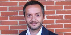 Sébastien Vincini, premier secrétaire fédéral du PS de Haute-Garonne