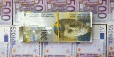 Le franc fort plonge la Suisse dans la récession.