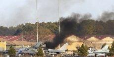 .Les victimes participaient à un programme d'entraînement tactique de l'OTAN de très haut niveau.