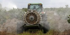 Les pesticides contrefaits sont aussi particulièrement dangereux pour les agriculteurs, les consommateurs et l'environnement, souligne l'Euipo.