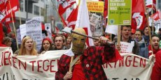 Les syndicats belges s'opposent à la politique de réformes du gouvernement.