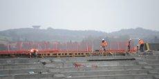 L'augmentation de capital servira, notamment pour financer les aménagements du Grand Stade en construction