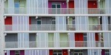 Vilogia est la 3e entreprise sociale pour l'habitat de France (ici, un immeuble du quartier des Terres neuves à Bègles)