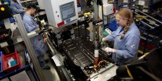 L'industrie, qui représente à elle seule plus de la moitié des emplois intérimaires.