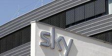 Le groupe français discute avec des banques d'investissement en vue d'évaluer l'intérêt d'un rapprochement avec Sky.