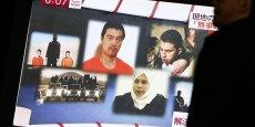 La télévision japonaise a suivi cette affaire qui a vu l'exécution de deux de ses ressortissants la semaine dernière, avant que Daech ne procède à celle du pilote jordanien.
