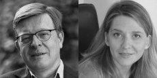 Olivier Le Guay et Laure Kaltenbach