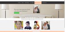 Artistoon propose la commande d'oeuvres en ligne d'art, dans différents styles.