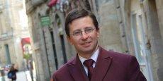Stéphan de Faÿ, directeur général de l'EPA Bordeaux Euratlantique