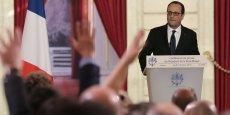 Le besoin de maintenir la cohésion nationale a été le point central de la cinquième conférence de presse de François Hollande
