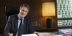 Philippe Boisseau, directeur général de la branche Marketing & Services, et directeur Énergies Nouvelles de Total