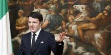 Avec sa réforme électorale, Matteo Renzi espère moderniser les institutions politiques italiennes souvent sujettes à des crises de majorité parlementaires.