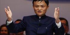 Jack Ma, le patron d'Alibaba n'est plus l'homme le plus riche de Chine mais se classe tout de même 33e fortune mondiale dans le classement de Forbes.