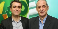 Guillaume Cros et Gérard Onesta