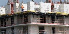 Les mises en chantier de logements neufs en France ont reculé de 6,2% de février à avril.