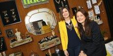 Nadia et Nancy Koch, les créatrices de Nach Bijoux