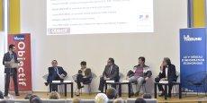 Mikael Lozano, Michel Delpuech, Annick Cotten, Xavier Esturgie, Philippe Labadie, Yves Petitjean