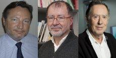 Jean-Philippe Robé, Gabriel Colletis et Robert Salais
