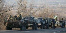 Les forces gouvernementales ukrainienne font état de 120 attaques distinctes au cours des dernières 24 heures.