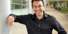 Cédric Richard a fondé la Scop en octobre 2012. Il est associé à Karine Lasne.