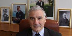 Alain Triolle est le nouveau préfet de Savoie. Il arrive d'Ardèche, où il fut nommé en février 2015.