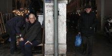 L'économie grecque souffrira sans doute des mesures proposées par le gouvernement.